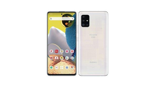 docomo Galaxy A51 5G SC-54A