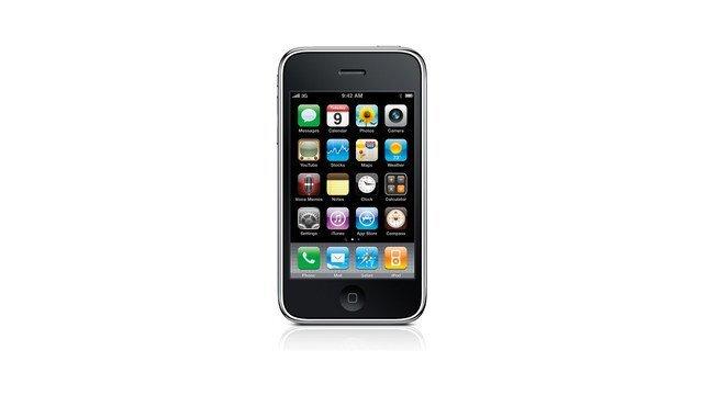 SoftBank iPhone 3GS