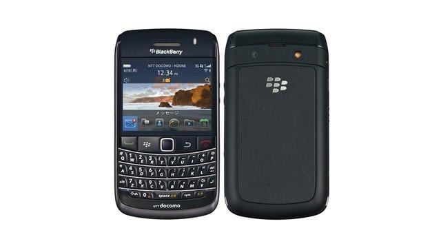 docomo版BlackBerry Bold 9780のSIMロック解除方法は?SIMフリー化&格安SIM(MVNO)で使う全手順