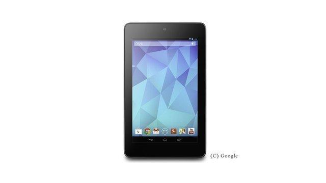 SIMフリー Nexus 7 Wi-Fi+モバイル通信対応モデル [2012]