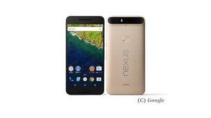 SIMフリー Nexus 6P スペシャル エディション