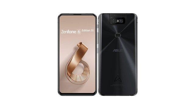 SIMフリー ZenFone 6 Edition 30