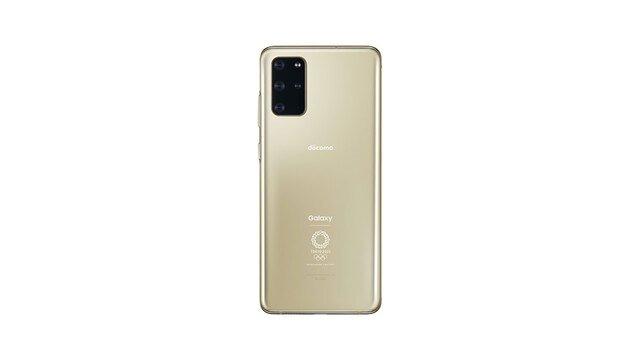 docomo Galaxy S20+ 5G Olympic Games Edition SC-52A
