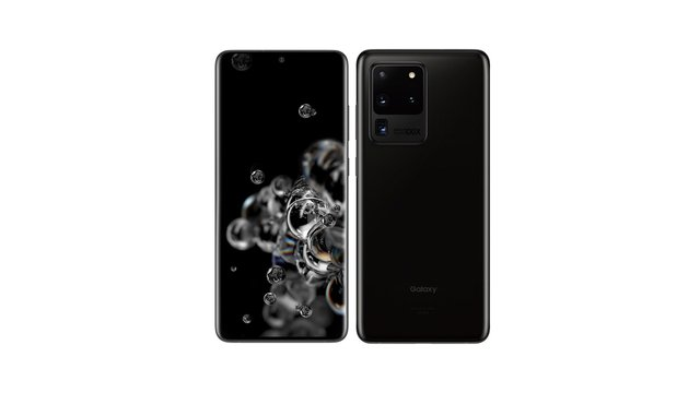 au Galaxy S20 Ultra 5G SCG03