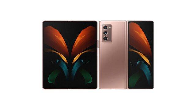 au Galaxy Z Fold2 5G SCG05